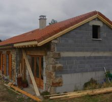 Extension de toiture
